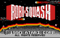 Robo-Squash - Screenshot
