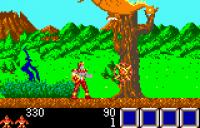 Rygar - Screenshot
