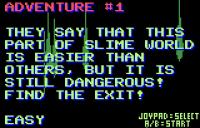 Todd's Adventures in Slime World - Screenshot