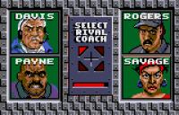 Tournament Cyberball - Screenshot