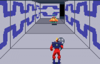 Xybots - Screenshot