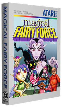 Magical Fairy Force