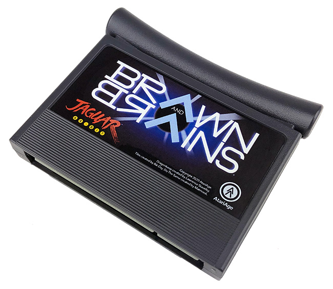 Brawn and Brains Cartridge