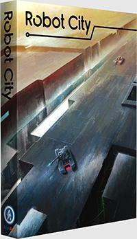 Robot City - Atari 2600 - Pre-Order
