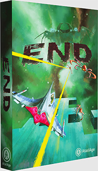 The End - Atari 2600 - Pre-Order