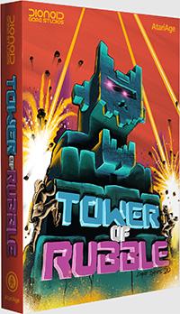 Tower of Rubble - Atari 2600 - Pre-Order