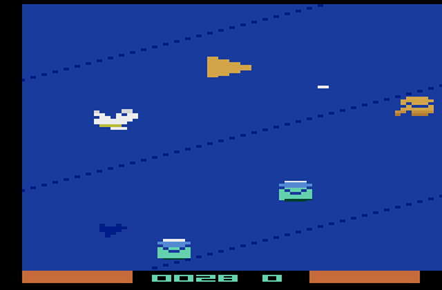 Space Raid Atari 2600