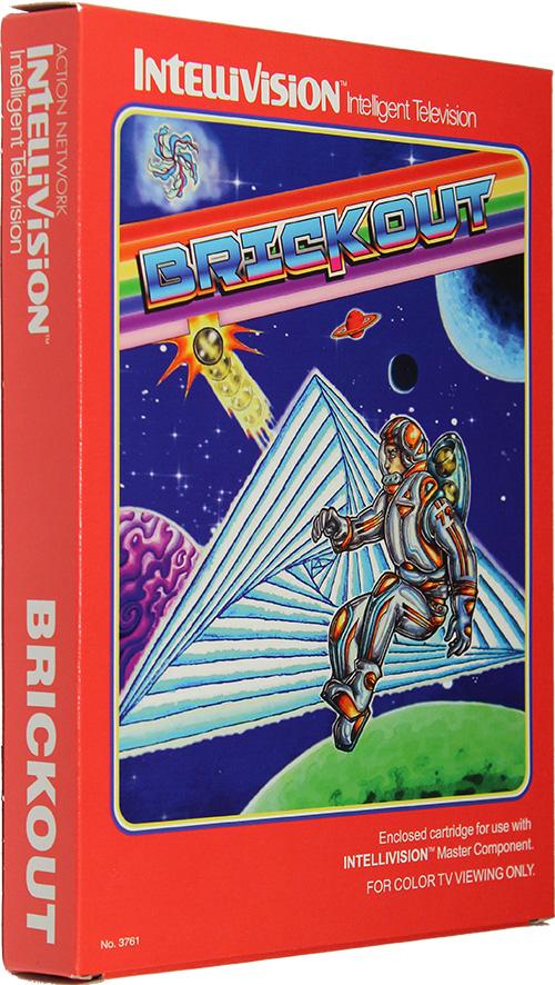 Brickout Intellivision