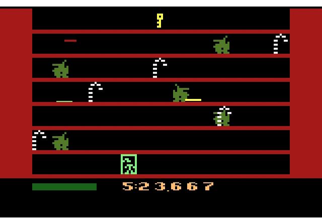 Stella's Stocking - Atari 2600